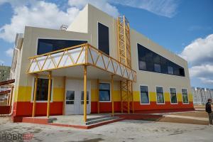 Стройтрест №13 подарил Бобруйску новую школу